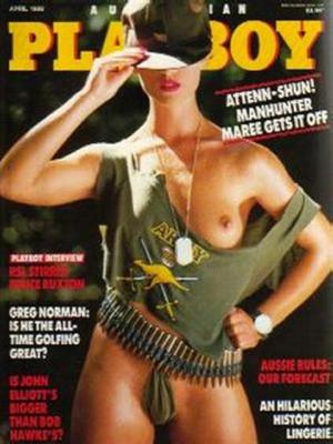 Playboy Australia - Apr 1988