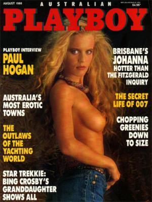 Playboy Australia - Aug 1988
