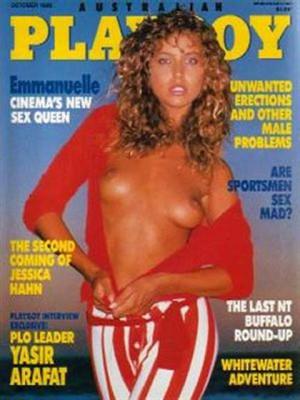Playboy Australia - Oct 1988
