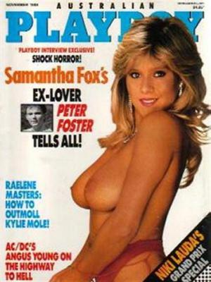 Playboy Australia - Nov 1988
