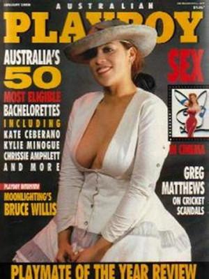 Playboy Australia - Jan 1989