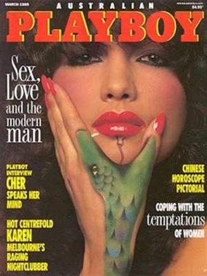Playboy Australia - Mar 1989