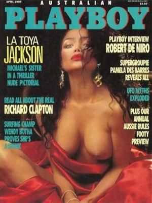 Playboy Australia - Apr 1989