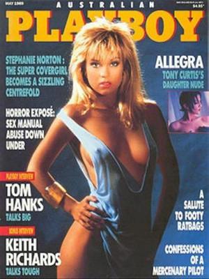 Playboy Australia - May 1989
