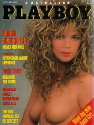 Playboy Australia - Sep 1989