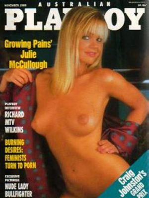 Playboy Australia - Nov 1989