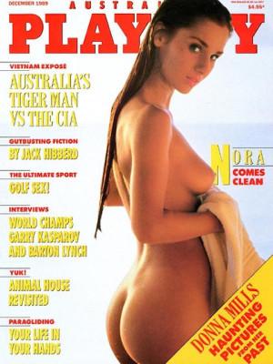 Playboy Australia - Dec 1989