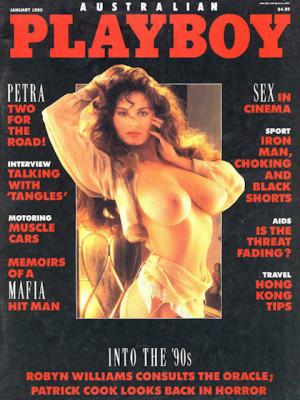Playboy Australia - Jan 1990