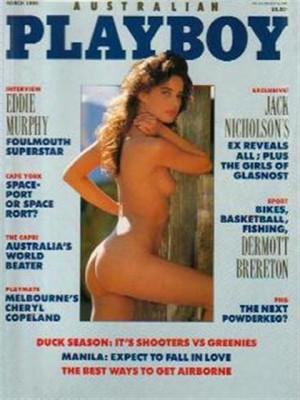 Playboy Australia - Mar 1990