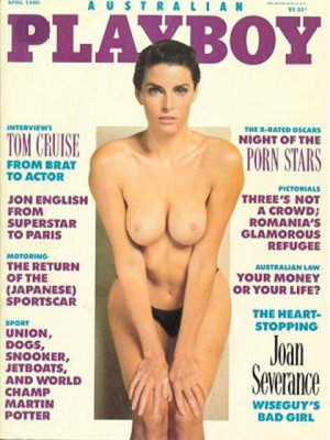 Playboy Australia - Apr 1990