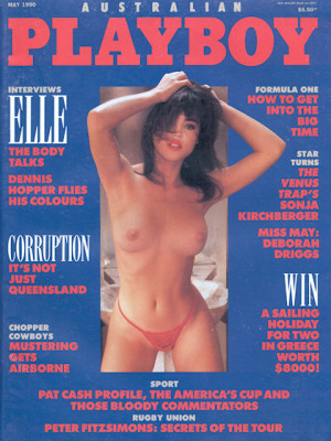 Playboy Australia - May 1990