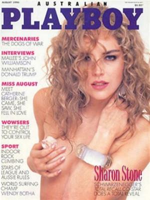 Playboy Australia - Aug 1990