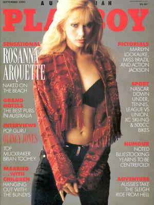 Playboy Australia - Sep 1990