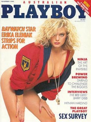 Playboy Australia - Nov 1990