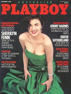 Playboy Australia - Dec 1990