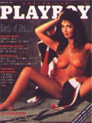 Playboy Australia - Feb 1991