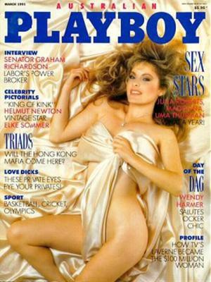 Playboy Australia - Mar 1991