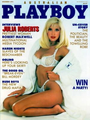Playboy Australia - Dec 1991