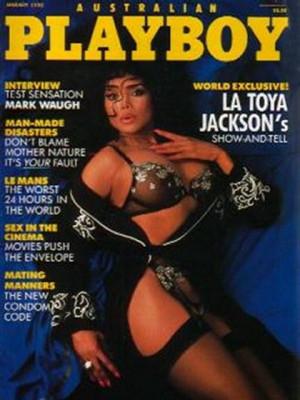 Playboy Australia - Jan 1992