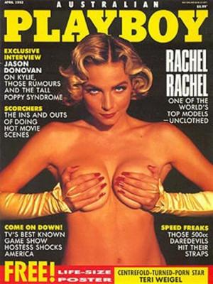 Playboy Australia - Apr 1992