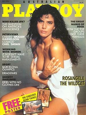 Playboy Australia - May 1992