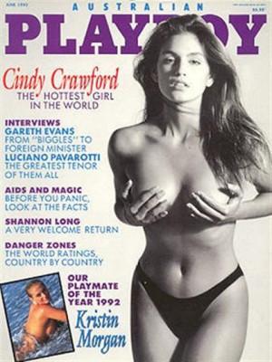 Playboy Australia - Jun 1992