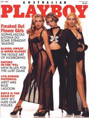 Playboy Australia - Jul 1992
