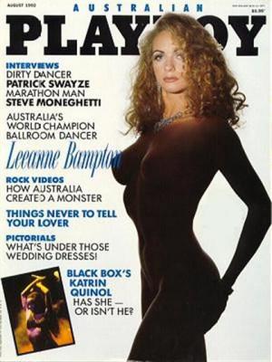 Playboy Australia - Aug 1992