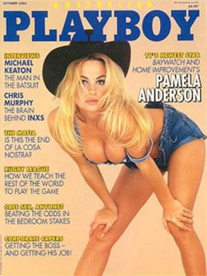 Playboy Australia - Oct 1992