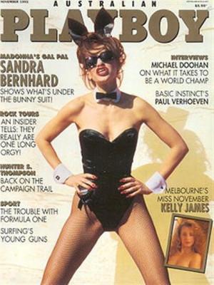 Playboy Australia - Nov 1992