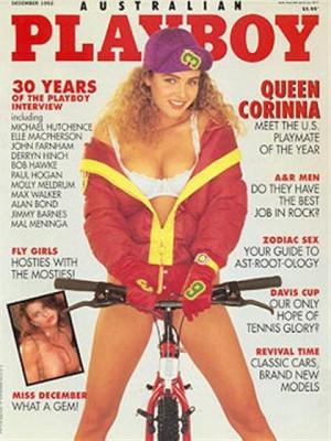 Playboy Australia - Dec 1992
