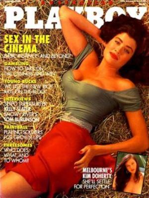 Playboy Australia - Jan 1993