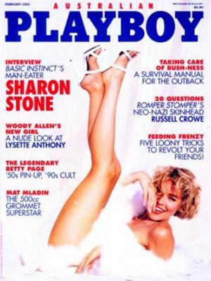 Playboy Australia - Feb 1993