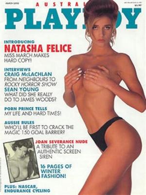 Playboy Australia - Mar 1993