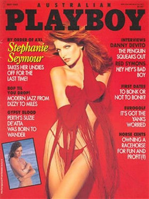 Playboy Australia - May 1993