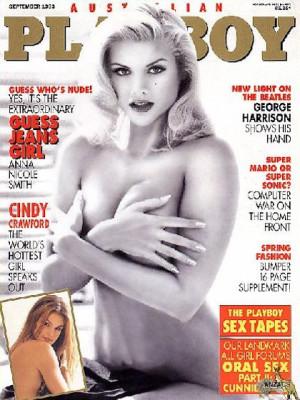 Playboy Australia - Sep 1993