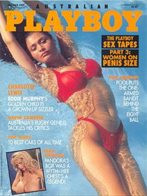 Playboy Australia - Oct 1993