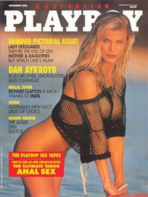 Playboy Australia - Nov 1993