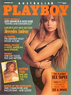 Playboy Australia - Dec 1993