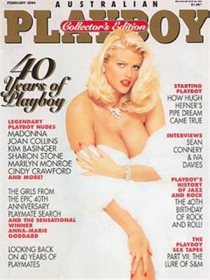 Playboy Australia - Feb 1994