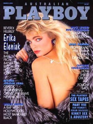 Playboy Australia - Mar 1994