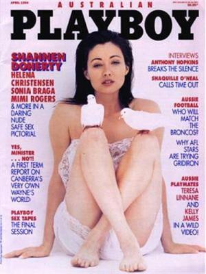 Playboy Australia - Apr 1994
