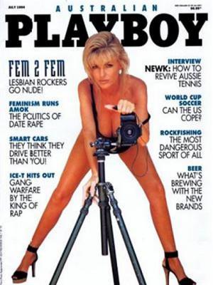 Playboy Australia - Jul 1994