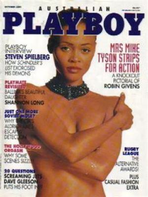 Playboy Australia - Oct 1994