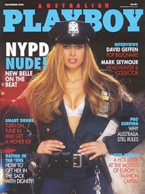 Playboy Australia - Nov 1994