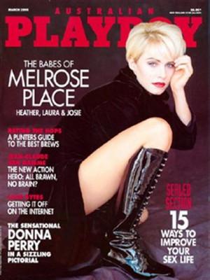 Playboy Australia - Mar 1995