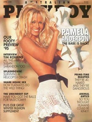 Playboy Australia - Apr 1995