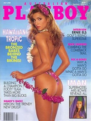 Playboy Australia - Jul 1995