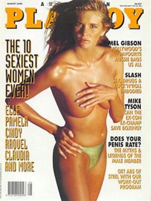 Playboy Australia - Aug 1995