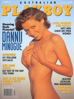 Playboy Australia - Oct 1995